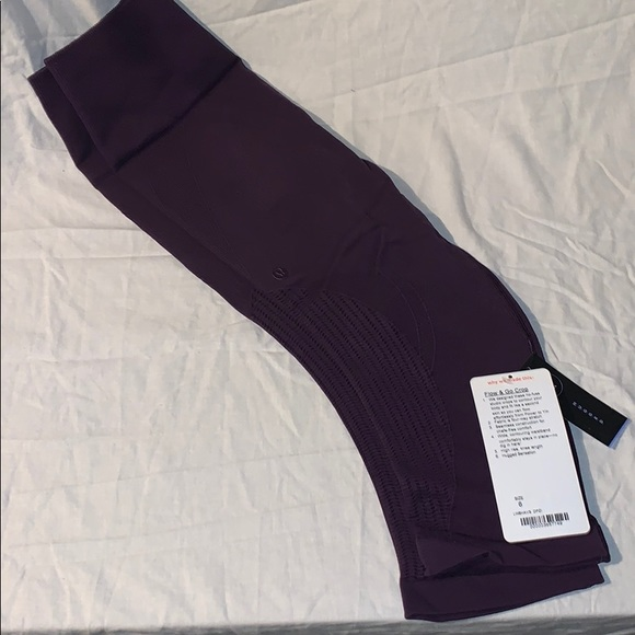 lululemon athletica Pants - Flow and go crop